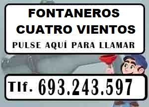 Fontaneros Cuatro Vientos Madrid Urgentes